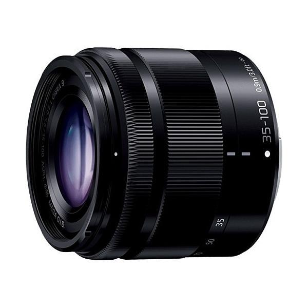【在庫目安:お取り寄せ】Panasonic H-FS35100-K デジタル一眼カメラ用交換レンズ LUMIX G VARIO 35-100mm/ F4.0-5.6 ASPH./ MEGA O.I.S…