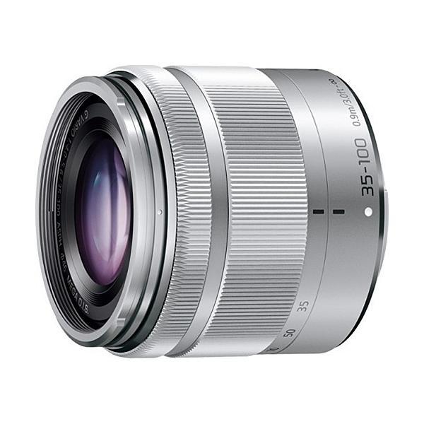 【在庫目安:お取り寄せ】Panasonic H-FS35100-S デジタル一眼カメラ用交換レンズ LUMIX G VARIO 35-100mm/ F4.0-5.6 ASPH./ MEGA O.I.S…