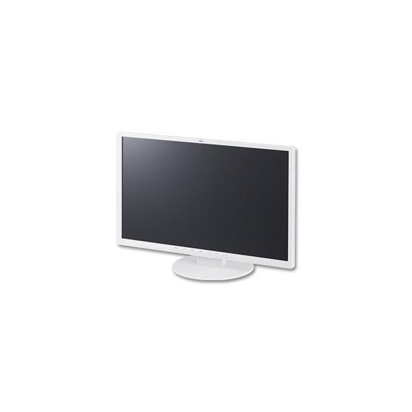 富士通 21.5型ワイド 液晶モニター LED VL-E22-8T ホワイトの画像