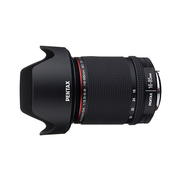 【在庫目安:お取り寄せ】 HD DA16-85mm/3.5-5.6ED DC WR 標準ズームレンズ HD PENTAX-DA 16-85mmF3.5-5.6ED DC WR (フード付)