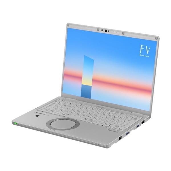 CF-FV1FDSQR モバイルノートパソコン レッツノートFV シルバー パナソニック