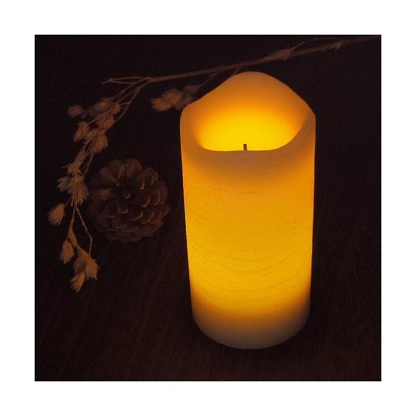 Flameless Candles CAT65600 フレイムレスキャンドル Lサイズ [タイマー付き]  あすつく対応 plywood