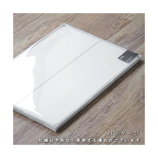水切りマット 水切りトレー soil 珪藻土 吸水 ソイル ジェム ひる石 水切り板 ドライングボード soil GEM drying board [ Sサイズ ] P2倍|plywood|04