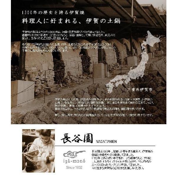 長谷園 ビストロ土鍋 BISTRO DONABE 送料無料|plywood|06