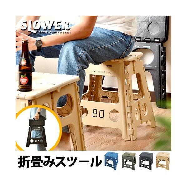 折りたたみ椅子フォールディングスツールレズモ