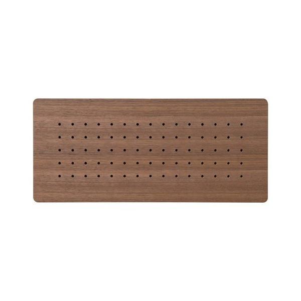 アマブロ ペグシリーズ ペグウォール ≪SSサイズ/ウォールナット≫ PGWL|plywood|02