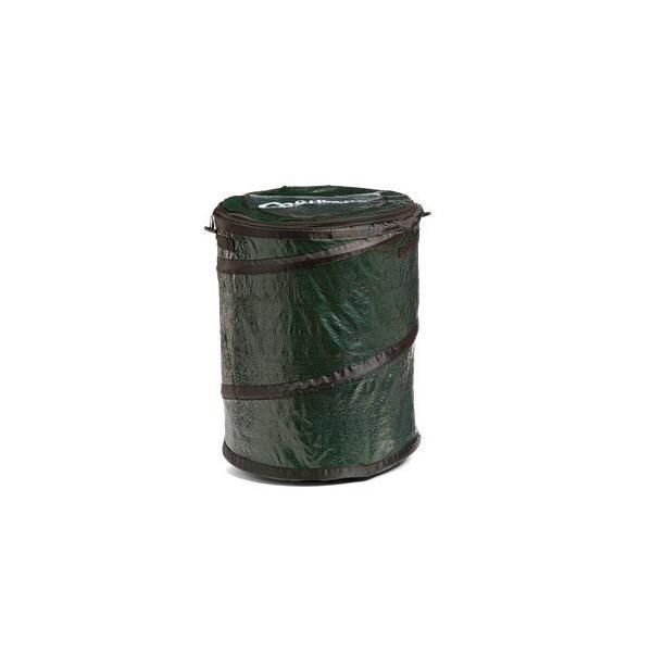 ゴミ箱 ふた付き コフラン ポップアップ キャンプ トラッシュカン 53L plywood 02