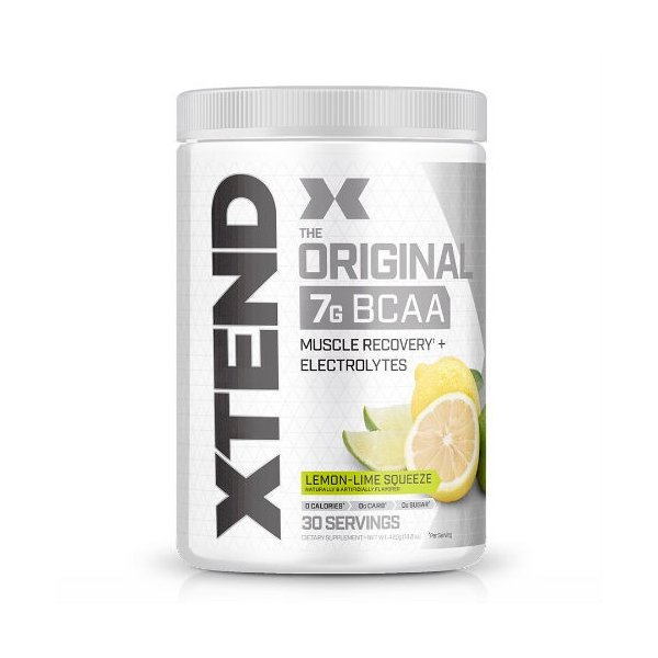 XTEND BCAA エクステンド BCAA  レモンライム 30杯分 SCIVATION サイベーション pmart