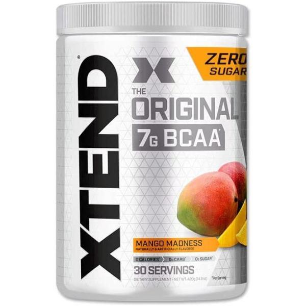 XTEND BCAA エクステンド BCAA  マンゴー 30杯分 SCIVATION サイベーション|pmart