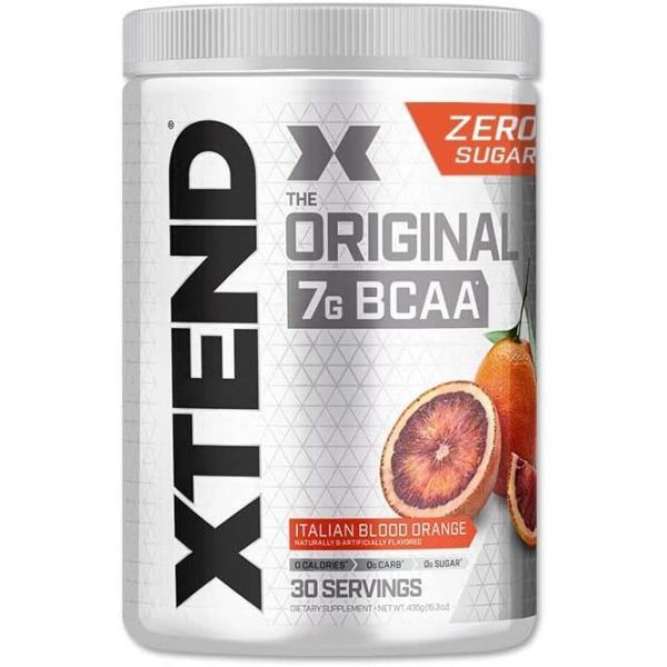 XTEND BCAA エクステンド BCAA  ブラッドオレンジ 30杯分 SCIVATION サイベーション|pmart