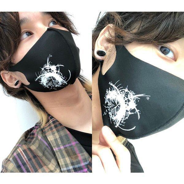 オリジナルプリント3D立体フェイスマスク 返品交換不可/1点のみメール便可能/ff0004/113n|pmcorporation|12