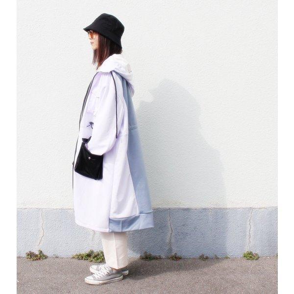 2020S/S新作 ファンキーフルーツオリジナル Ku.fu-ku Bigポケット配色ジャージモッズコート/メール便不可/ttp1546/07n|pmcorporation|10