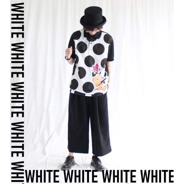 ファンキーフルーツオリジナル Bear&Panda すち!ベア&パンダフルグラフィック ポロシャツ/1点のみメール便可能/ttp1550-3/07n|pmcorporation|10