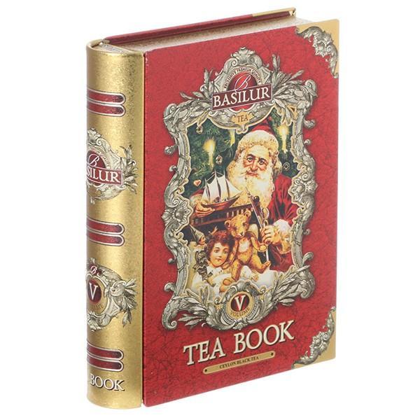 BASILUR TEA バシラーティー Tea Book Collection セイロンティー vol.5 (茶葉100g入り)×6個セット ギフト 紅茶 pmf3com 02
