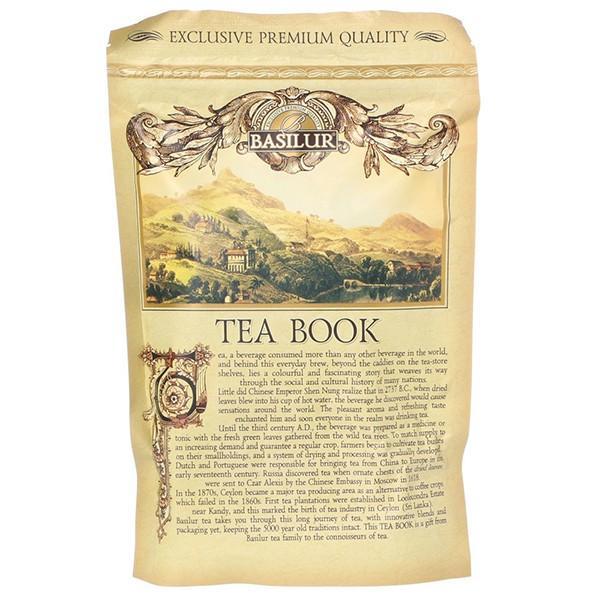 BASILUR TEA バシラーティー Tea Book Collection セイロンティー vol.5 (茶葉100g入り)×6個セット ギフト 紅茶 pmf3com 05