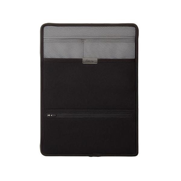 バックインバックボード型クツワタブラマグネットバインダーTA002BKブラック