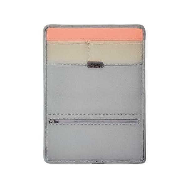 バックインバックボード型クツワタブラマグネットバインダーTA002PKピンク