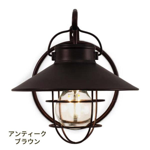 ガーデンライト ラテルネ ソーラーガーデンライト ウォールブラケットタイプ ランタン風 pocchione-kabegami 03