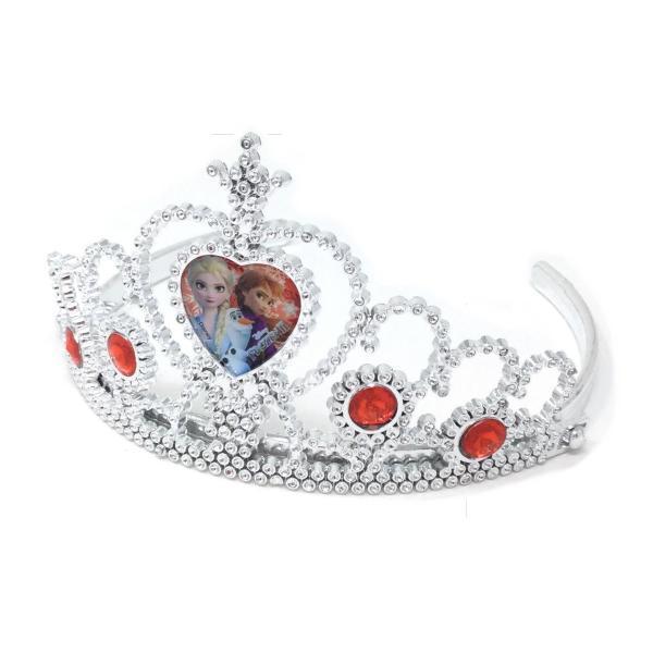 アナと雪の女王2 ゴージャスティアラ(6種類アソート)  4510133277744 キャラクター グッズ poccl