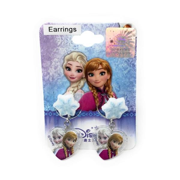 アナと雪の女王 ハートイヤリング 6941033442686 キャラクター グッズ|poccl