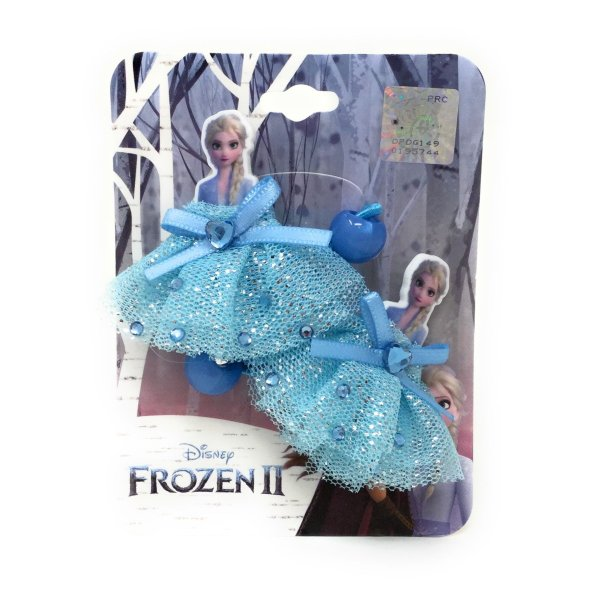 アナと雪の女王2 ドレスヘアゴム2個セット Disney 6941033444154 キャラクター グッズ メール便OK|poccl