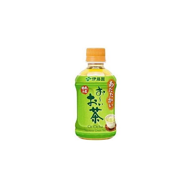 伊藤園『HOT用』 ホット用 お〜いお茶 緑茶 275mlペットボトル 24本入(おーいお茶)