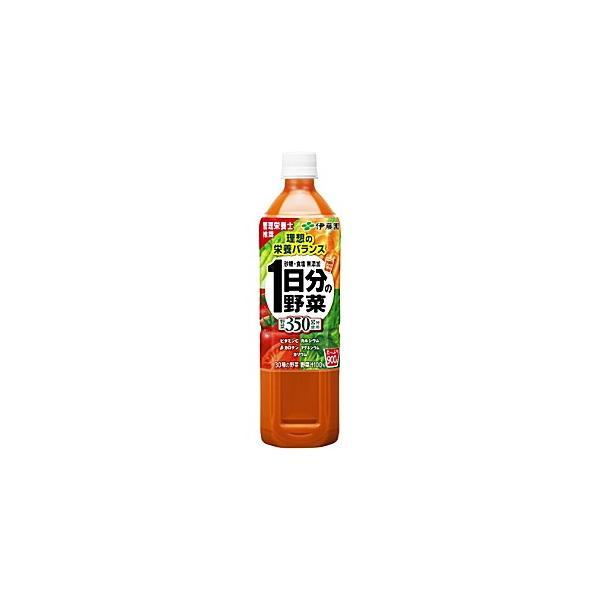 伊藤園 1日分の野菜 900gPET 12本入 (野菜ジュース)