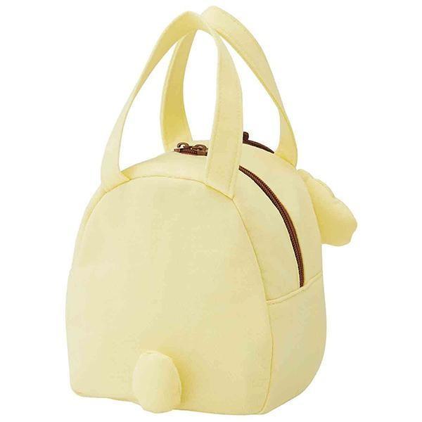ポムポムプリン バッグ 手持ち 子供バッグ おしゃれ お弁当バッグ おしゃれ