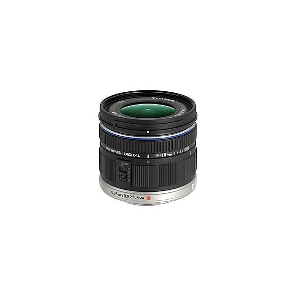 【在庫目安:お取り寄せ】OLYMPUS  MED9-18mmF4.0-5.6 マイクロフォーサーズ用 M.ZUIKO DIGITAL ED 9-18mm F4.0-5.6