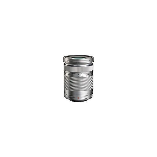 【在庫目安:お取り寄せ】OLYMPUS  EZ-M4015-R SLV マイクロフォーサーズ用 M.ZUIKO DIGITAL 40-150mm F4.0-5.6 R (シルバー)