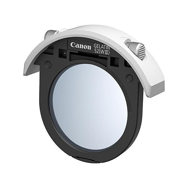 【在庫目安:お取り寄せ】Canon  3051C001 ドロップインゼラチンフィルターホルダー52(WIII)