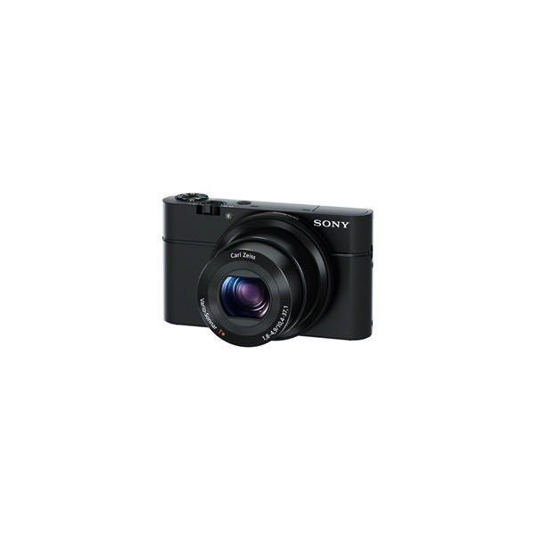 【在庫目安:僅少】SONY  DSC-RX100 デジタルカメラ Cyber-shot RX100 (2020万画素CMOS/ 光学x3.6) ブラック