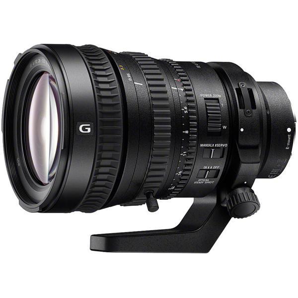 【在庫目安:お取り寄せ】SONY  SELP28135G Eマウント交換レンズ FE PZ 28-135mm F4 G OSS