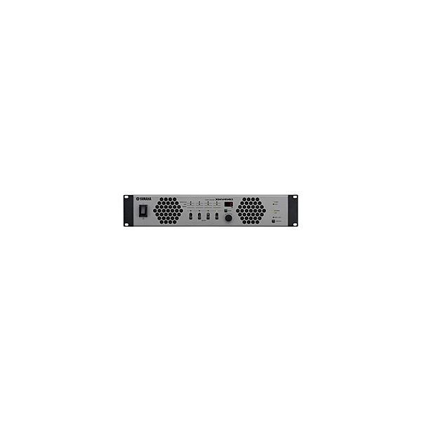【在庫目安:お取り寄せ】ヤマハ  XMV4140 4ch出力 ロー/ ハイインピーダンス 「YDIF」対応 設備向け パワーアンプリファイアー