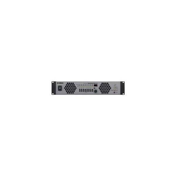 【在庫目安:お取り寄せ】ヤマハ  XMV8280D 8ch出力 ロー/ ハイインピーダンス 「Dante」ネットワーク対応 設備向けパワーアンプ