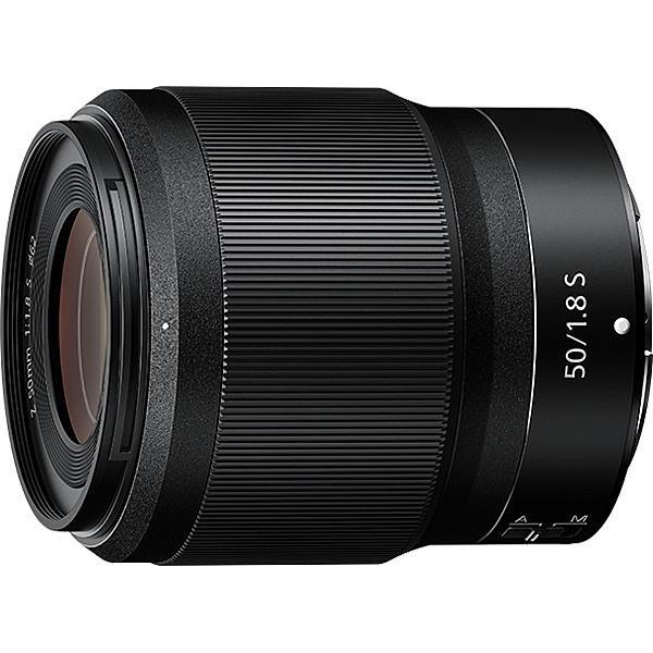 【在庫目安:お取り寄せ】Nikon  NZ50 1.8 NIKKOR Z 50mm f/ 1.8 S