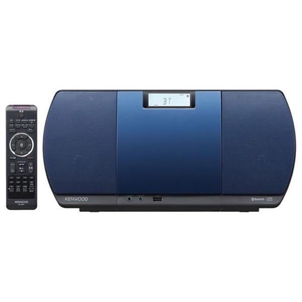 【在庫目安:お取り寄せ】KENWOOD  CR-D3-L CD/ Bluetooth/ USBパーソナルオーディオシステム(ブルー)
