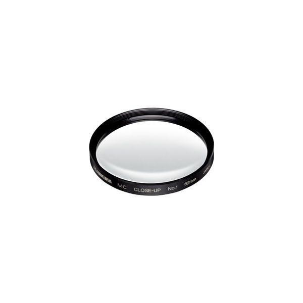 【在庫目安:お取り寄せ】ハクバ写真産業  CF-CU162 MCクローズアップレンズ No.1 62mm