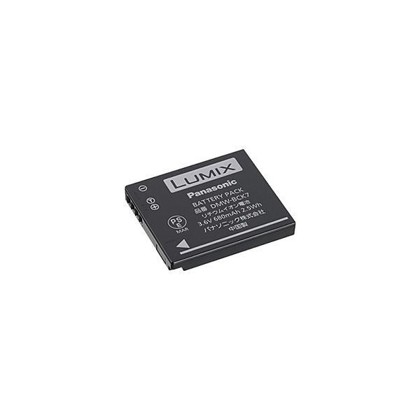 【在庫目安:お取り寄せ】Panasonic  DMW-BCK7 バッテリーパック