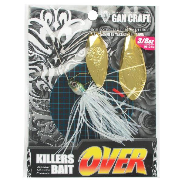 ガンクラフト Killers BAIT OVER 3/8oz #04 オイカワ(東日本店)