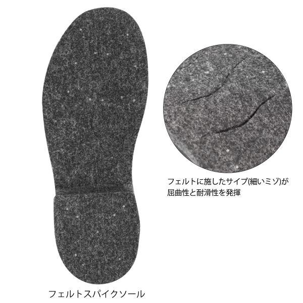 タカミヤ REALMETHOD RM×RBB フェルトスパイクシューズ 25.5cm ブラック(東日本店)