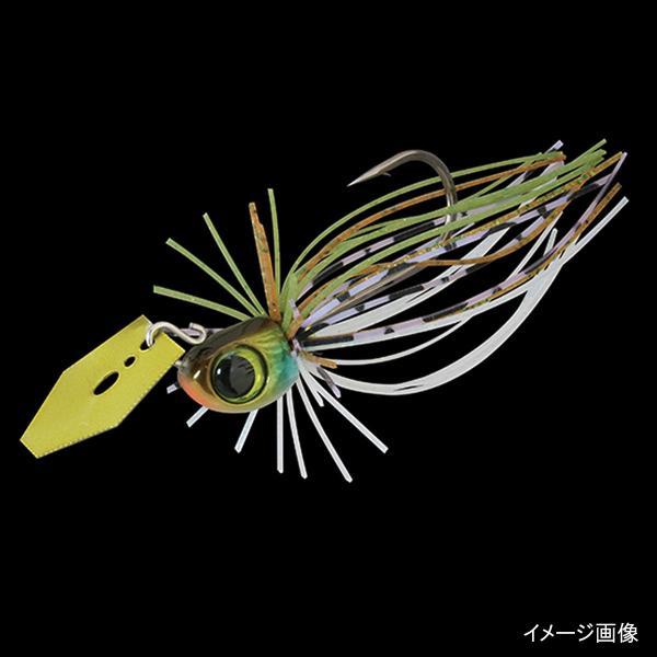 ジャッカル デラブレイク 1/8oz ナチュラルブルーギル【ゆうパケット】