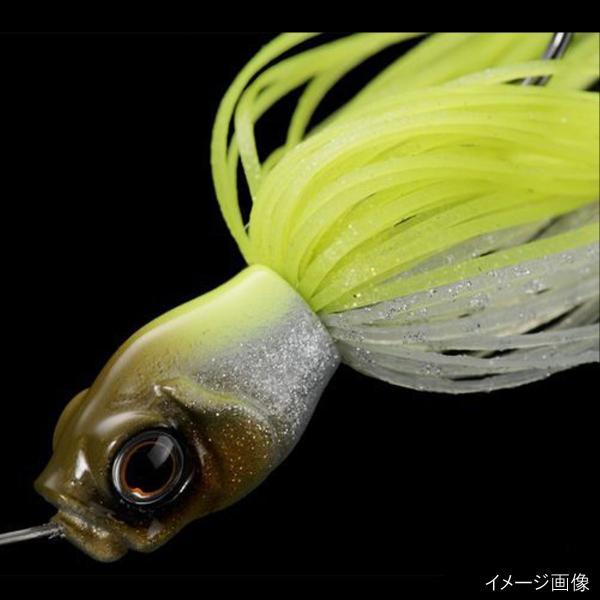 ガンクラフト キラーズベイト MINI−II 1/4oz #07S(GMチャート/シルバー)【ゆうパケット】