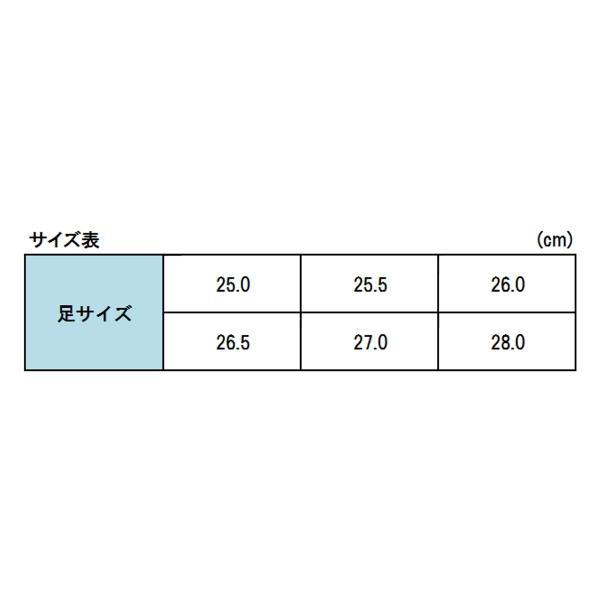 ダイワ トーナメントフィッシングシューズ TM-2800BL 26.5cm シルバー