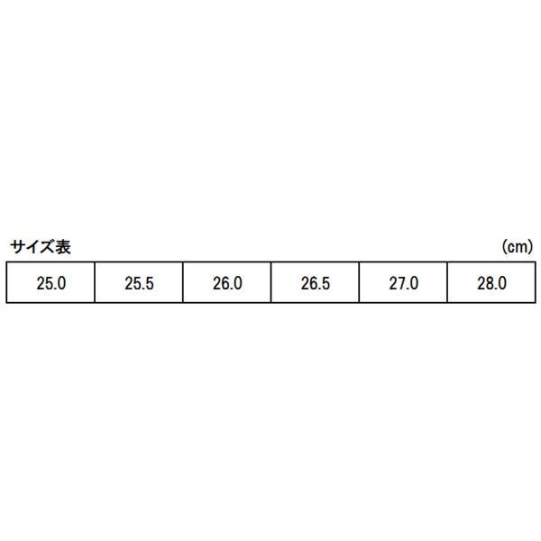 ダイワ トーナメントフィッシングシューズ スパイクフェルトソール TM-2950 25.5cm Silver