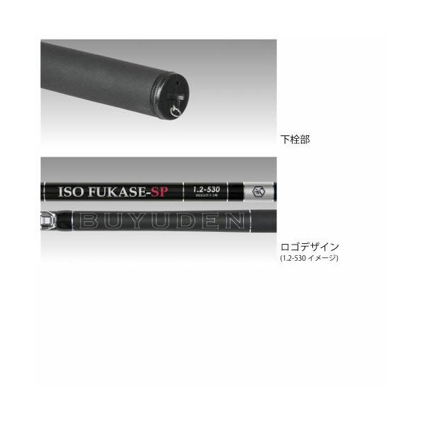タカミヤ 武勇伝 ISO FUKASE−SP 1−530