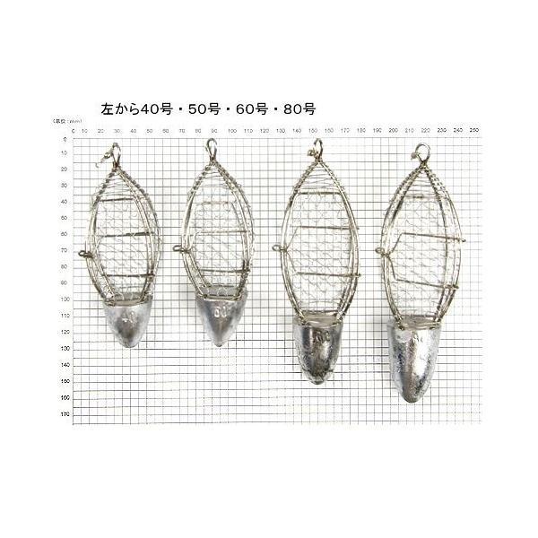 タカミヤ アンドンカゴ 鉛付 SC−215 80号