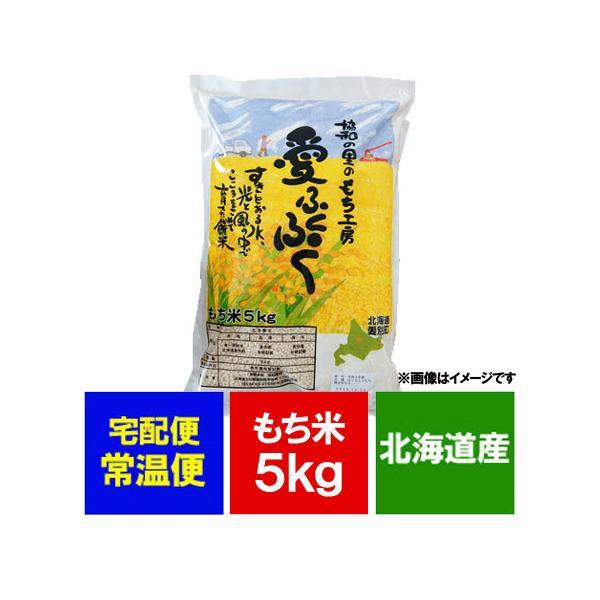 北海道 もち米 5kg(5キロ) 価格2592円 北海道産 餅米 令和2年産 品種 はくちょうもち 単一原料米 もちごめ