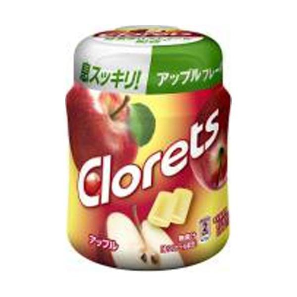 モンデリーズジャパン クロレッツXP アップルボトルR 140g×6入
