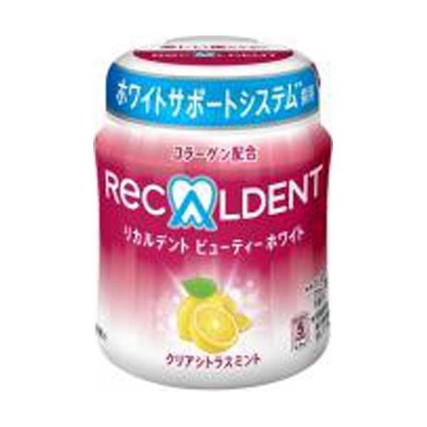 モンデリーズジャパン リカルデント ビューティーホワイトシトラスボトル 6入
